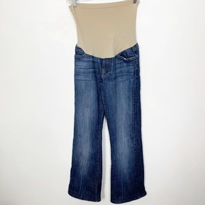 Seven For All Mankind Full Panel Maternity Jean 27